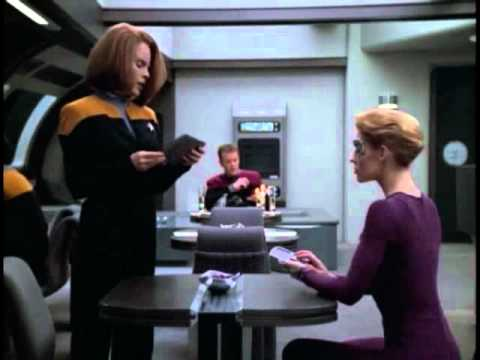 Star Trek Voyager - Human Mating Research