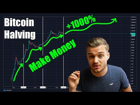 Bitcoin Halving 2020 Explained & Why Price WILL RISE!!!