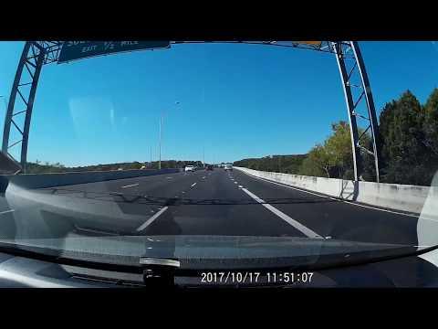 Wrong Way Driver in Fast Lane (Austin, TX)