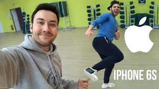 Il jongle avec un IPHONE 6S ! (avec Wass Freestyle)
