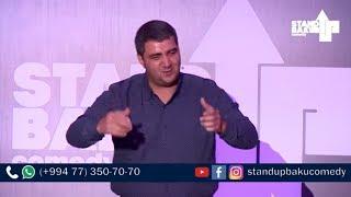 Həsrət Həsrətov (Stand UP Baku 7-ci şou)