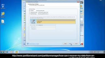 Disk Says Unallocated but Contains Data-MiniTool Partition Wizard Can Fix it