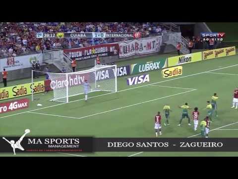 M.A. Sports Management - Diego Santos