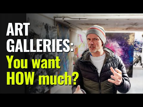 Art Galleries: You Don't Need Them - Ever!