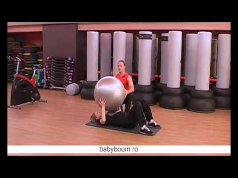 exerciții în variganțele femeilor însărcinate