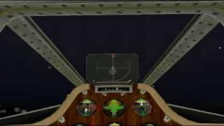 Crimson Skies Playthrough (PC) Mission 21-2 HARDEST mode (Death on the docks)