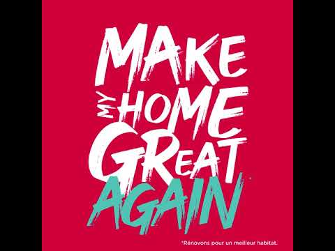 Engagés pour la rénovation énergétique : Make my home great again (vidéo)