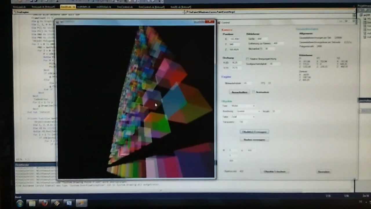 Visual Basic 3d Engine Gdi
