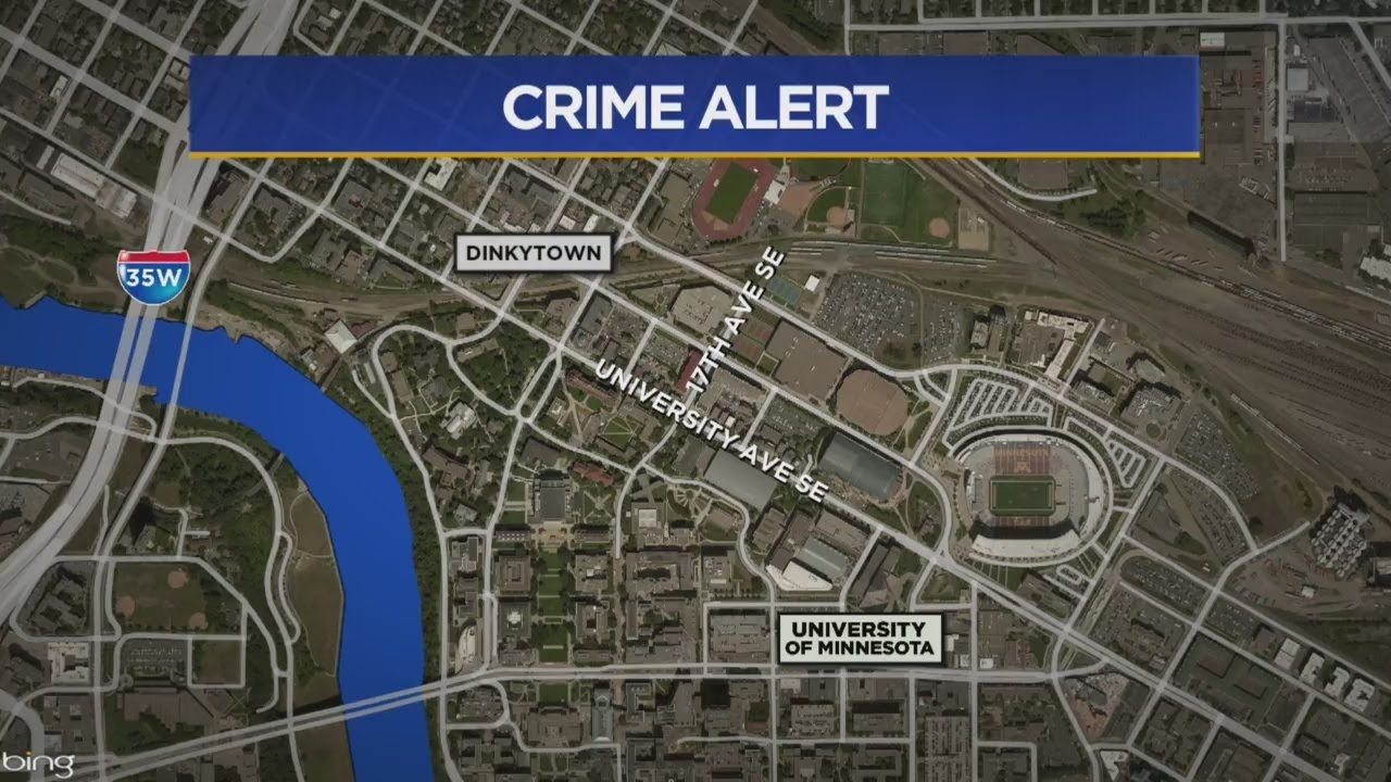 Armed Robbery Reported On U Of M Twin Cities Campus