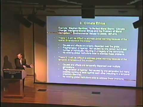Andrew Light, Environmental Ethicist