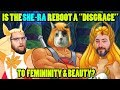 Right-Wing SJWs Freakout Over She-Ra Reboot (with Sargon & The Quartering!)
