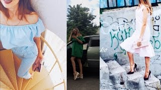 Покупки одежды к лету с Aliexpress|Victoria Butenko
