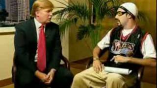 Ali G - Ice Cream Glove Business - Donald Trump thumbnail