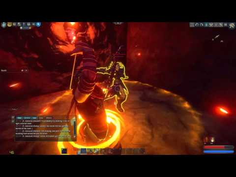 Landmark Gameplay | Temple of Power Dungeon : Alpha