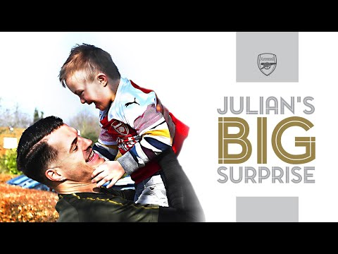 An inspirational friendship | The story of Granit Xhaka and Julian