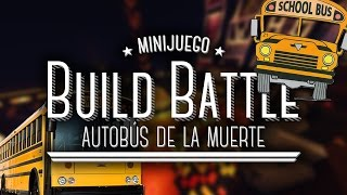 build battle autobs de la muerte    minecraft   espaol