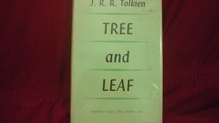 Tree and Leaf (1st Edition) by J.R.R. Tolkien