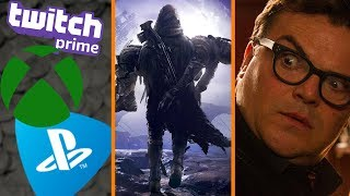 Free-ish Games for January + Activision Blizzard Firing CFO + Jack Black: YouTube Wonderboy