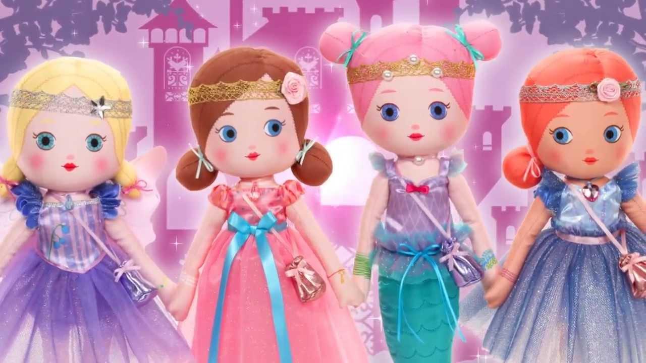 MGA New Huggable Mooshka Dolls | Paper doll chain, Paper dolls ... | 720x1280