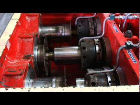 URACA Pumps Type KD825 High Pressure Reciprocating Triplex Plunger Pump