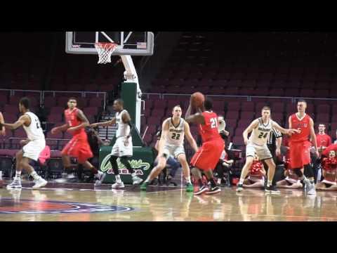 WAC Tournament quarterfinals highlights: UVU beats Seattle 65-53