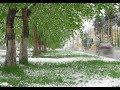СНЕГ 2 ИЮНЯ 2017 ГОДА ЛЕТО Москва Russia Snow Russian Winter In Summer Moscow mp3