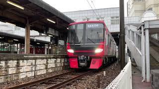 名鉄9500系9502F普通東岡崎行き西春発車
