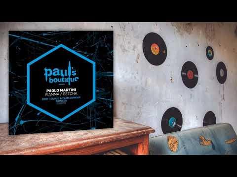 Paolo Martini - Getcha (Yvan Genkins Remix)