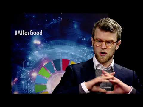 AI FOR GOOD 2018 INTERVIEWS: JONNIE PENN, Google Technology Policy Fellow; University of Cambridge
