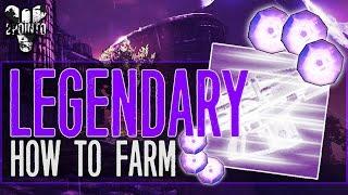 """Destiny: Legendary Engram Farming - """"How to Get Legendary Engrams"""" - How to farm Legendary Engrams"""