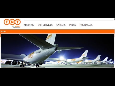TNT Cargo Tracking,TNT Air Cargo Tracking Status