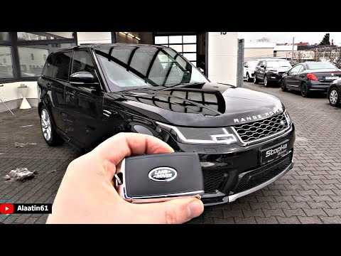 Land Rover Range Rover Sport 2018 | NEW FULL Review Interior Exterior