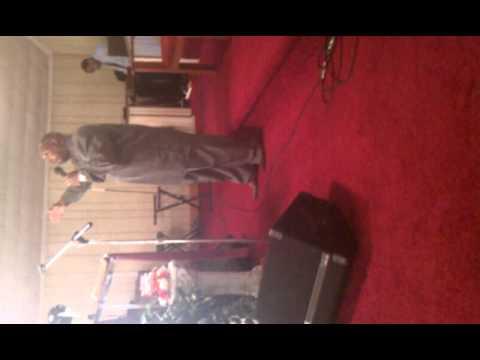 Bishop RL Mungro