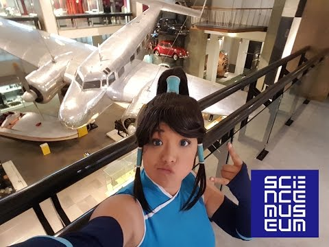 Vlog: Science Museum Lates