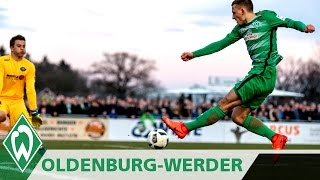 VfB Oldenburg - SV Werder Bremen 0:6 (0:1) | HIGHLIGHTS