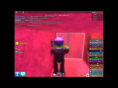 Ranking up to deity Roblox azure mines - YouTube