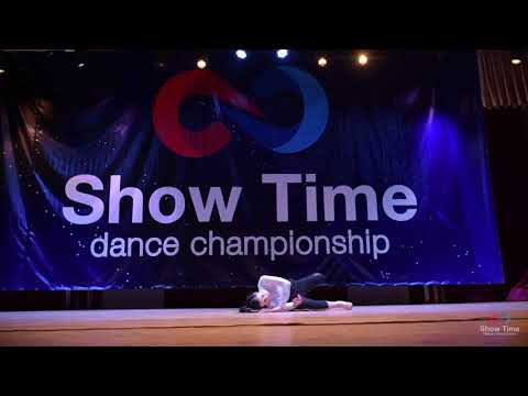 Дорош Юлія Contemporary Solo Adults Middle Level SHOWTIME DC