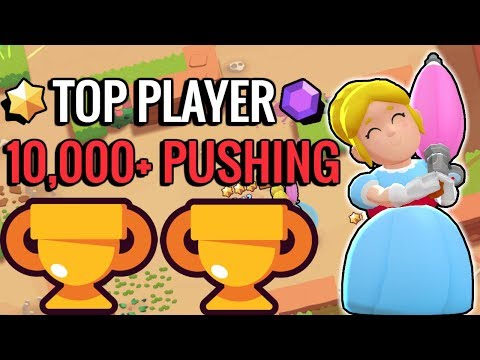 Live Stream! High Level Trophy Pushing | 10,000+ Trophies! Brawl Stars