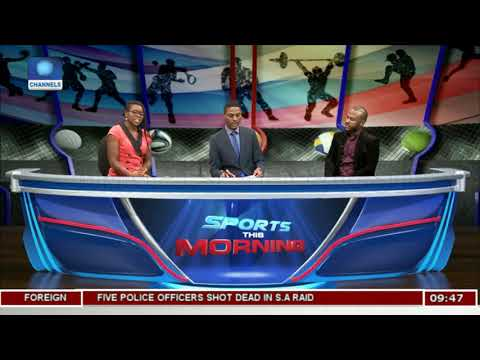 MFM Fc, Plateau Utd Advance Into Next Round Of CAF Champions League  Sports This Morning 