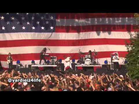 MIGUEL- SURE THING LIVE AT MADE IN AMERICA FESTIVAL