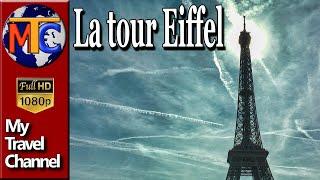 Eiffel Tower Paris France ✔