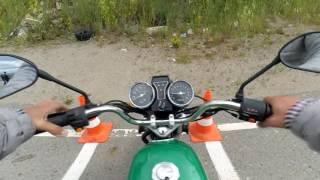 Сдал практический экзамен (вождение ) на категорию А (мотоциклы) А1(мопеды ) М (скутера )
