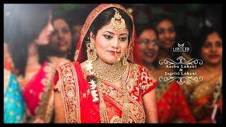 Indian Wedding highlight   Ashutosh Lohani & Jagriti Lohani   Ranchi Wedding   Lantern studios!