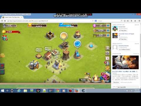Castle Clash Myer Trainer//Super Attack Distance Mode