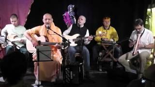 Концерт и киртан Агент108 в Джаганнате на Таганке 23 февраля