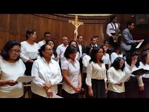 Chorale Fiderana - Izaho ry Jesosy
