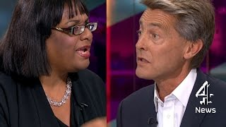Jeremy Corbyn: Diane Abbott and Ben Bradshaw debate Labour leadership