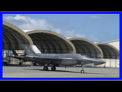 U.s. to deploy powerful f-35a stealth fighters to okinawa's kadena air base as north korean threat
