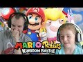 Kooperation Kampagnen mit Kimberley Mario Rabbids Kingdom Battle Deutsch EgoWhity