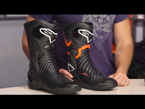Alpinestars SMX 6 v2 Boots Review at YouTube